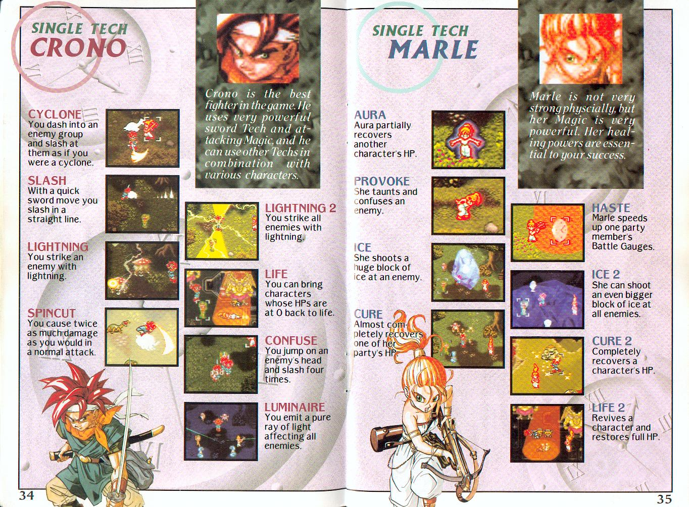 chrono trigger guide to combat