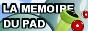 La mémoire du pad